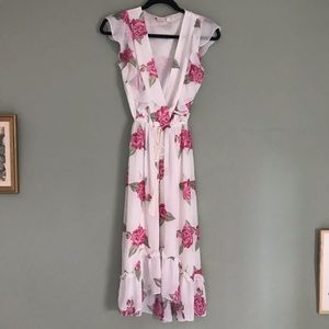 floral maxi in great condition